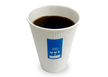 コーヒー(ホット/アイス)150円